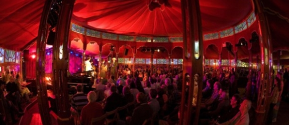 The Infamous History of the Spiegeltent | Vaudeville, Cabaret and Burlesque
