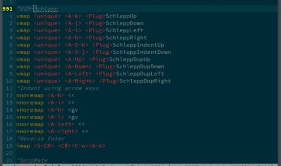 Vim Mapping Epiphanies That I Havn't Seen Anywhere Else