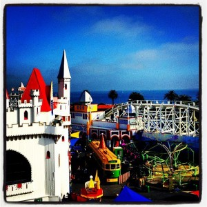 Luna Park Overlooking Port Phillip Bay, VIC