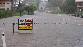Flash Floods Close Sydney Roads
