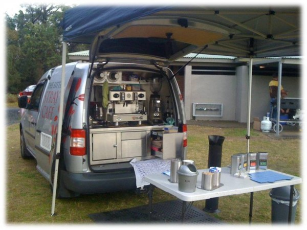 Portable Coffee Services Hunter Valley