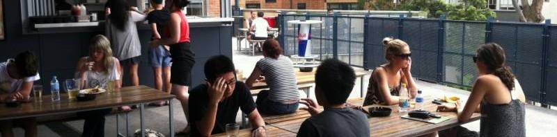 university sydney bar