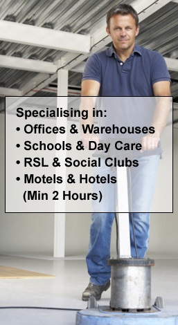 Industrial Cleaning Kingston