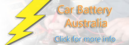 Car Batteries Sydney