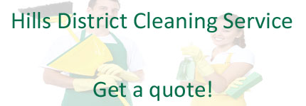 Home Cleaning Hills District