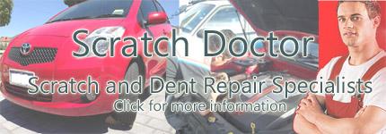 Dent Repairs Perth