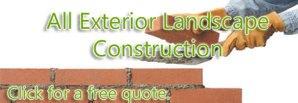 Brick Laying Landscaping
