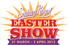 sydney royal easter show animals rides showbags