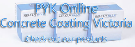 Concrete Coating Melbourne