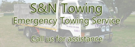 Emergency Towing Service Perth