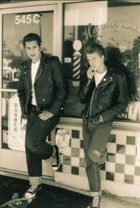 1950s Rockabilly Boys