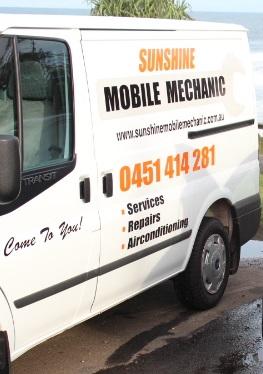 Car Repair Noosa