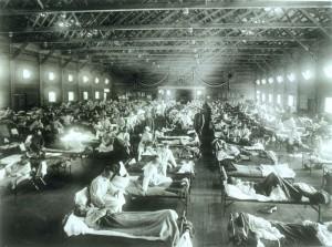 Spanish Influenza Hospital