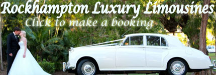Limousine Hire Yeppoon