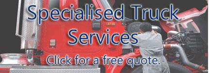 Truck Repairs Millars Hill