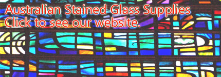 Stained Glass Supplies Sydney