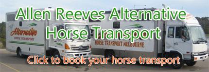 Horse Transport Victoria