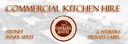 Commerical Kitchen Rental Lidcombe