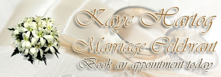 Marriage Celebrant Adelaide