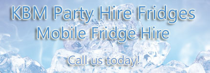 Party Hire Fridges Melbourne