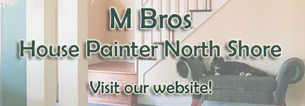 House Painter North Shore