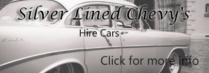 Penrith Classic Car Hire