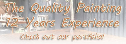 Quality Painter Joondalup