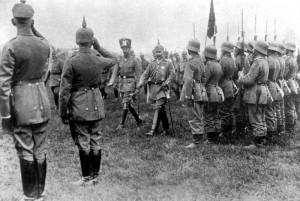 Wilhelm II, Germany WWI