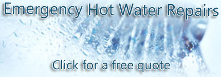 Hot Water Repairs Canterbury