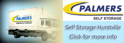 Self Storage Hurstville