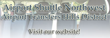 Airport Shuttle Hills District