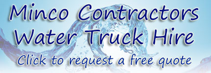 Water Truck Hire Landsborough