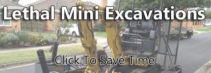 Mini Excavators Brighton