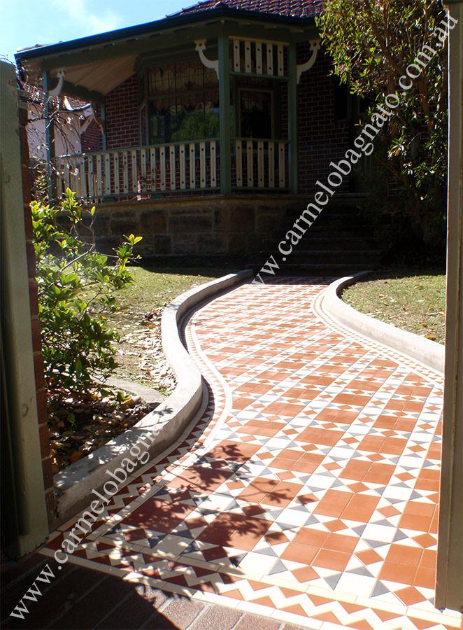 Tiling Blakehurst