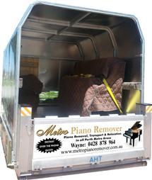 Grand Piano Transport Subiaco