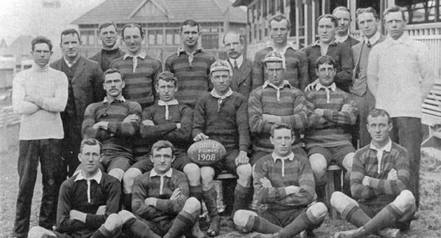1908 Queensland Rugby League season