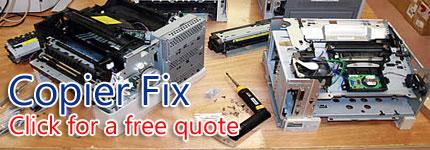 Copier repairs Sydney