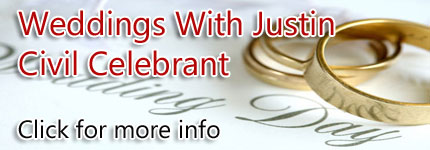 Wedding Celebrant Gippsland