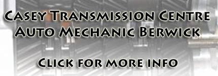 Auto Mechanic Service Berwick