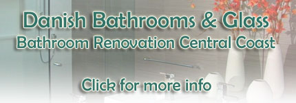 Bathroom Design & Renovation East Gosford