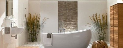 bathroom modern renovation designer sleek