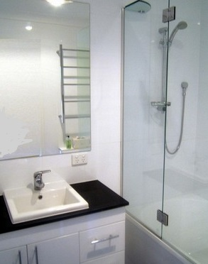 Bathroom designs geebung bathroom renovations chermside for Bathroom designs qld