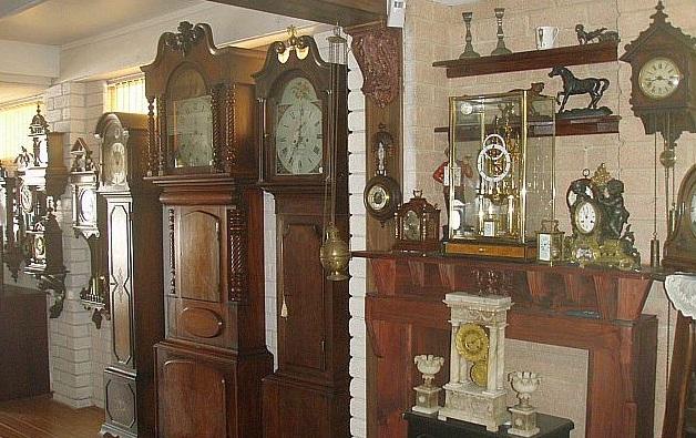 Antique Clock Repairs Perth