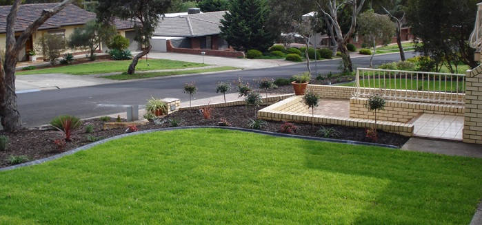 Landscaping elizabeth gardening services wingfield for Complete garden services