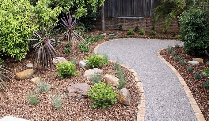 Landscaping Little Hartley