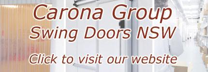 Swing Door System Parramatta