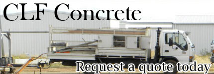 Concreting North Adelaide