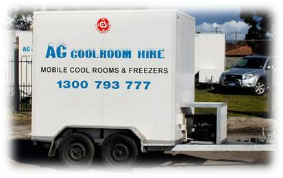 Freezer Room Hire Dandenong