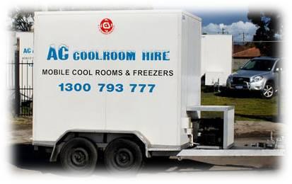 Freezer Room Hire Dandenong