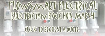 Electrician Bacchus Marsh